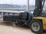Теплогенератор дизельный (мобильный) для осушки грунта (2,0 МВт)