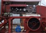 Теплогенератор пропановый (1,0 МВт) на зерносушилке