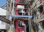 Газовые горелки МДП-Г на сушилке Mathews Company