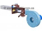 Горелка газовая МДП-Г для металлургической печи