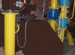 Горелка комбинированная (газ/биогаз) МДГГ-2000п-СГ на котле БГМ-35