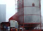 Зерносушилка с дизельной горелкой МДДГ-75Б (1,0 МВт)