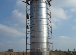Дожигатель биогаза с горелкой МДГГ-2500СГ