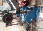 Горелки комбинированные газопылевые МДГПГ-400 на котле ДКВР-10-13