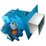 Горелка газовая блочная МДГГ-250Б (3,2 МВт)