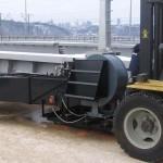 Дизельный теплогенератор ТМД-200-200 ДТ для сушки грунта