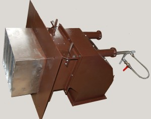 Горелка газомазутная МДГМГ-700 (8,5 МВт)