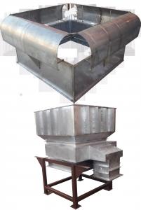 """Дожигатель биогаза (""""свеча"""") с горелкой МДГГ-2500Бсг"""