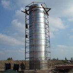 Свеча-дожигатель биогаза (30 МВт)