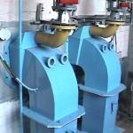 Горелки газовые МДГГ-400 на паровом котле ДКВР-10-13