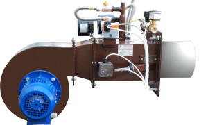 Блочная дизельная горелка МДДГ-75Б (1,0 МВт)
