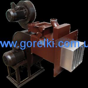Горелка газовая МДП-Г-500-Б (5.5 МВт) с блоком подачи БПВ